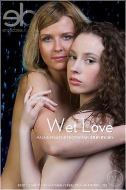 EroticBeauty - Maja & Renata B - Wet Love by Rylsky