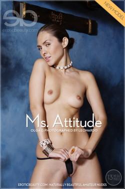 EroticBeauty - Olga G - Ms. Attitude by Leonardo