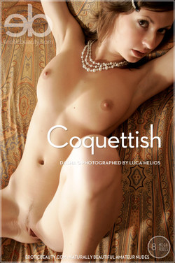 EroticBeauty - Dasha G - Coquettish by Luca Helios