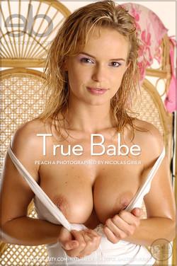 EroticBeauty - Peach A - True Babe by Nicolas Grier