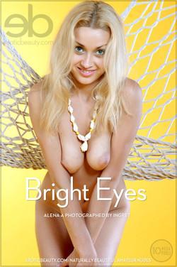 EroticBeauty - Alena A - Bright Eyes by Ingret
