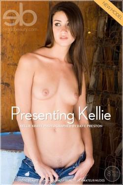 EroticBeauty - Kellie Krave - Presenting Kellie by Dave Preston
