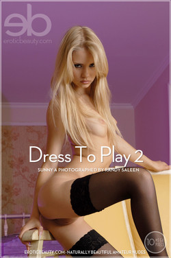EroticBeauty - Sunny A - Dress To Play 2 by Randy Saleen