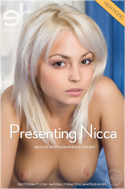 EroticBeauty - Nicca R - Presenting Nicca by Rylsky