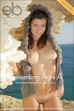 EroticBeauty - Agni A - Presenting Agni A by Erik Latika