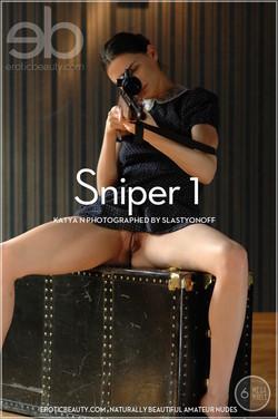 EroticBeauty - Katya N - Sniper 1 by Slastyonoff
