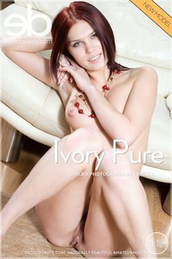 EroticBeauty - Carla V - Ivory Pure by Rylsky