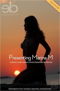 EroticBeauty - Marina M - Presenting Marina M by Bragin