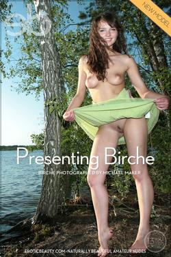 EroticBeauty - Birche - Presenting Birche by Michael Maker