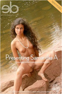 EroticBeauty - Samantha A - Presenting Samantha A by Arcady