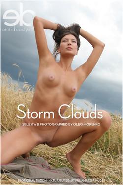 EroticBeauty - Selesta B - Storm Clouds by Oleg Morenko