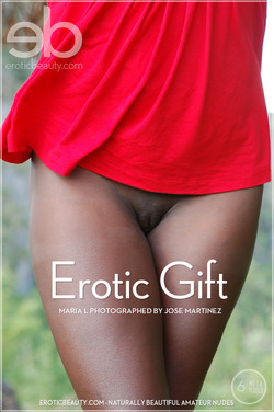 EroticBeauty - Maria L - Erotic Gift by Jose Martinez