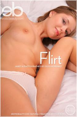 EroticBeauty - Janet A - Flirt by Oleg Morenko