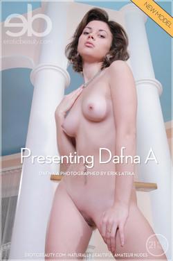 EroticBeauty - Dafna A - Presenting Dafna A by Erik Latika
