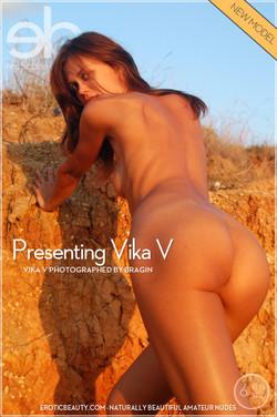 EroticBeauty - Vika V - Presenting Vika V by Bragin