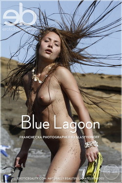 EroticBeauty - Franchecka - Blue Lagoon by Slastyonoff