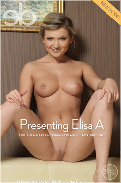 EroticBeauty - Elisa A - Presenting Elisa A by Leonardo
