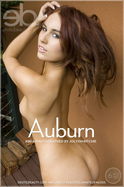 EroticBeauty - Kiki A - Auburn by James Light