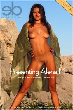 EroticBeauty - Alena M - Presenting Alena M by Bragin