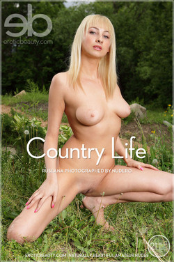 EroticBeauty - Ruslana - Country Life by Nudero
