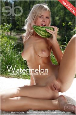 EroticBeauty - Paloma B - Watermelon by Elxian