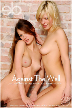 EroticBeauty - Ashanti A & Kristall A - Against The Wall by Ingret