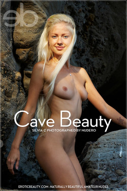 EroticBeauty - Silvia C - Cave Beauty by Nudero