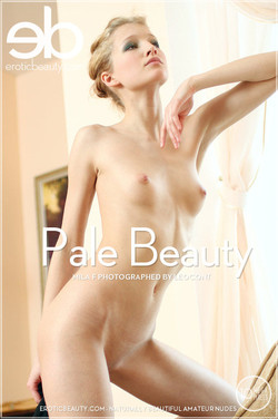 EroticBeauty - Mila F - Pale Beauty by Leocont