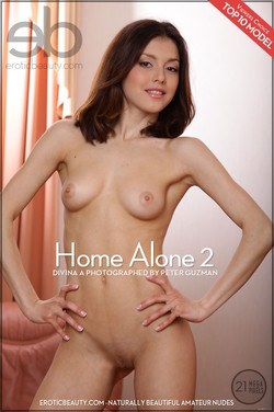 EroticBeauty - Divina A - Home Alone 2 by Peter Guzman