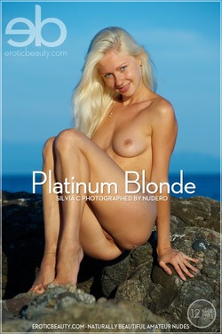 EroticBeauty - Silvia C - Platinum Blonde by Nudero