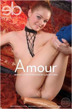 EroticBeauty - Bridgit A - Amour by Albert Varin