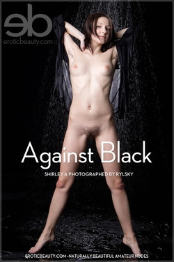 EroticBeauty - Shirley A - Against Black by Rylsky
