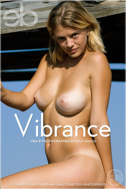 EroticBeauty - Vika R - Vibrance by Max Asolo