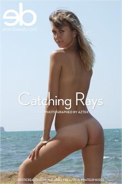 EroticBeauty - Viki D - Catching Rays by Aztek