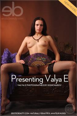 EroticBeauty - Valya E - Presenting Valya E by Goncharov